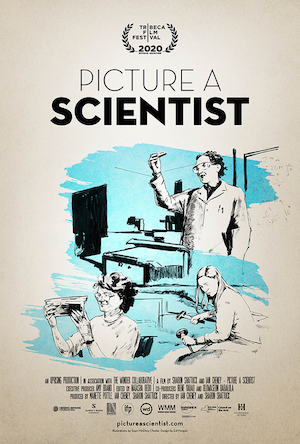 Picture a Scientist movie poster.