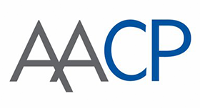 The logo for the American Association of Colleges of Pharmacy.